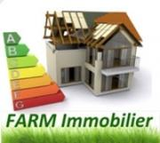 Logo de l'entreprise Sarl farm immobilier - mr delvoy