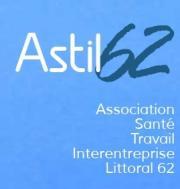 Logo de l'entreprise Astil 62 - association santé travail interentreprise littoral