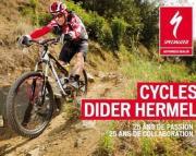 Logo de l'entreprise Cycles fab - cycles didier hermel