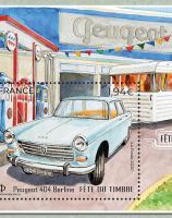 Fête du Timbre :  Automobile  an III.