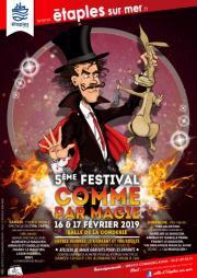 """Image illustrant Festival  """"Comme par Magie"""""""