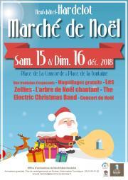 Image illustrant Marché de Noël - Neufchâtel Hadelot