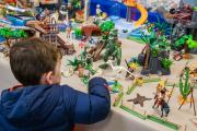 Image illustrant Playmobil, l'exposition record