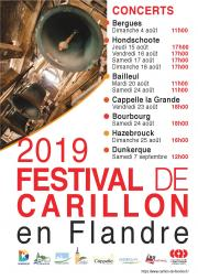 Image illustrant Festival de Carillons en Flandre