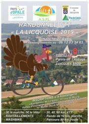 Image illustrant Randonnée VTT : La Licquoise