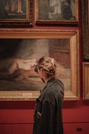 Image illustrant «Découverte de l'art par le toucher»