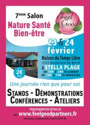 Image illustrant Salon Nature Santé Bien Être