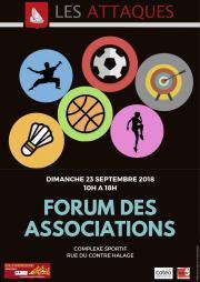Image illustrant Forum des Associations