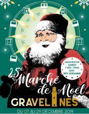 Image illustrant Marché de Noël de Gravelines