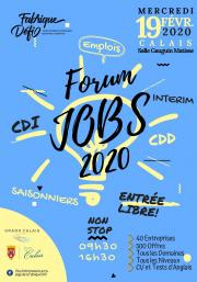 Image illustrant Forum jobs