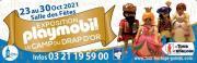 Image illustrant Exposition de Playmobil sur le thème du Camp du Drap d'Or