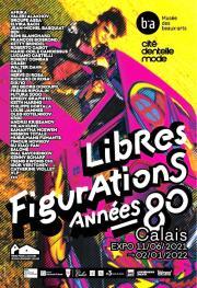 Image illustrant Libres Figurationsannées 80