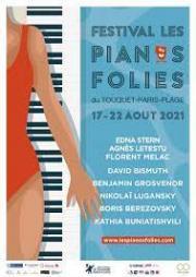 Image illustrant Festival des « pianos folies »