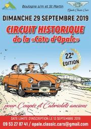 Image illustrant Circuit historique de la Cote d'Opale