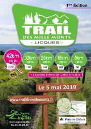 Image illustrant Trail des Mille Monts