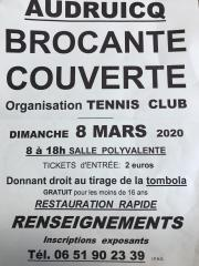 Image illustrant Brocante couverte