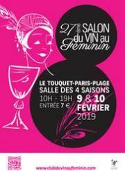 Image illustrant 27ème Salon du vin au féminin