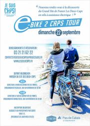 Image illustrant E-bike 2 caps tour