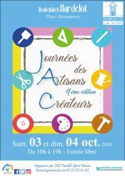 Image illustrant Journées des Artisans créateurs4ème édition