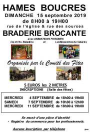 Image illustrant Braderie brocante