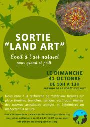 Image illustrant Atelier Land Art