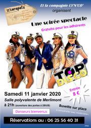 Image illustrant Soirée spectacle Top Disco