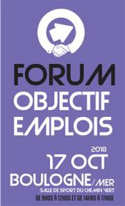 Image illustrant Forum Objectif Emplois