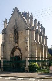 Image illustrant Journées Patrimoine: Chapelle Saint-Sang