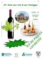 Image illustrant Foire aux vins et aux fromages