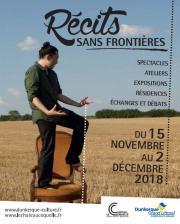 Image illustrant Le Festival Récits sans Frontières