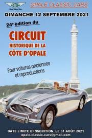 Image illustrant  24° Circuit Historique de la Côte d'Opale