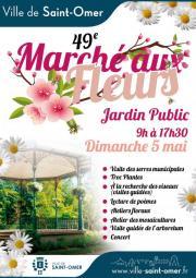 Image illustrant Marché aux Fleurs