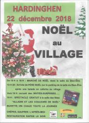 Image illustrant Noël au village d'Hardinghen
