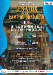 Image illustrant Les Voix du Camp du Drap d'Or