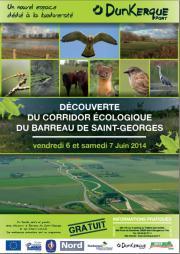 Image illustrant Découverte du Corridor écologique du Barreau de Saint-Georges