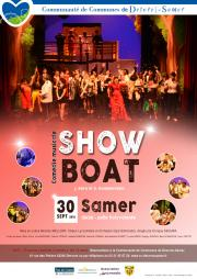 Image illustrant Comédie Musicale Show Boat