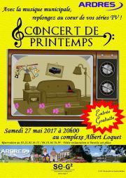 Image illustrant Concert de Printemps Ardres