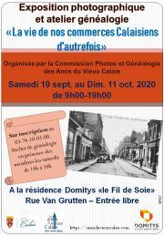 Image illustrant «La vie de nos commerces Calaisiens d'autrefois»