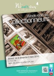 Image illustrant Week-end des Collectionneurs