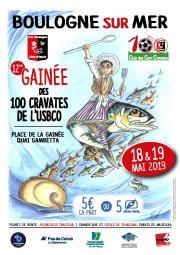 Image illustrant La Gainée  des 100 cravates de l'USBCO