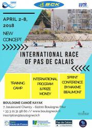 Image illustrant International Race Pas-de-Calais