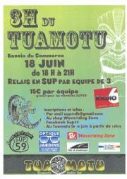 Image illustrant PADDLE - 3h du Tuamotu