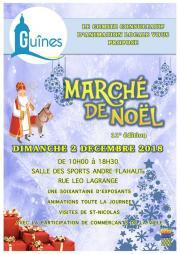 Image illustrant Marché de Noël de Guînes