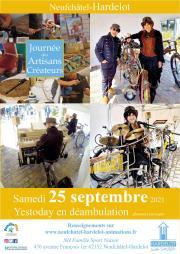 Image illustrant la journée des artisans créateurs