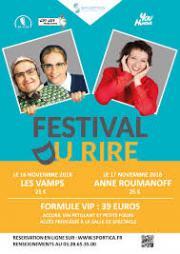Image illustrant Festival du rire