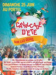 Image illustrant Cavalcade d'été du Portel