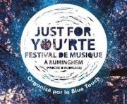 Image illustrant Festival « Just For YOU'RTE »