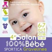 Image illustrant Salon du bébé : 100 % bébé