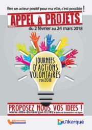 Les Journées d'Actions Volontaires
