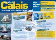 Escale à Calais
